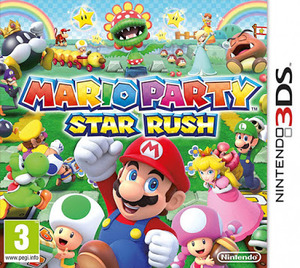 Mario Party: Star Rush 3ds Cia Free Multilanguage English Android Citra Pc