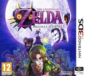 The Legend of Zelda: Majora's Mask 3D 3ds Cia English Multilanguage Android Citra Pc