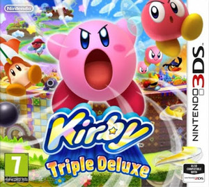 Kirby: Triple Deluxe 3ds Cia Free Multilanguage English Citra Android Pc