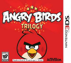 Angry Birds Trilogy 3ds Cia Free English Multilanguage Citra Android Pc