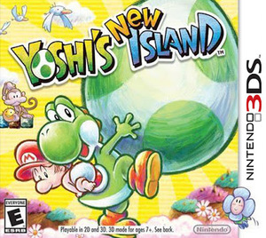 Yoshi's New Island 3ds Cia Free English Multilanguage Citra Android Pc