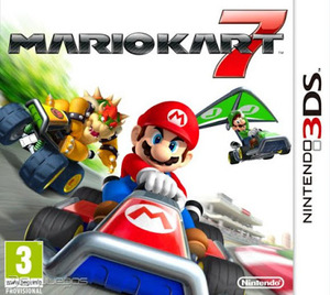 Mario Kart 7  3ds Cia Free Multilanguage English Citra Android Pc