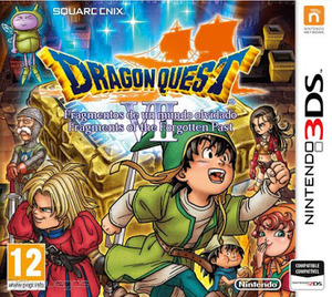 Dragon Quest VII: Fragments of the Forgotten Past 3ds Cia Free Multilanguage English Android Citra Pc