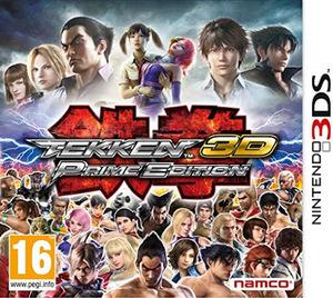 Tekken 3D Prime Edition 3ds Cia Multilanguage English Android Citra Pc