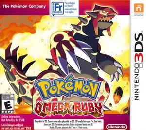 Pokemon Rubí Omega 3ds Cia Free Multilanguage English Citra Android Pc