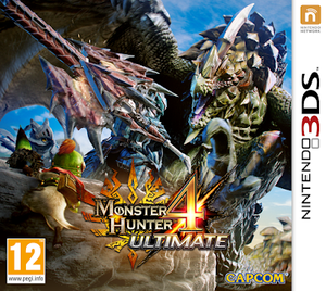 Monster Hunter 4: Ultimate 3ds Cia Free multilanguage English citra android pc