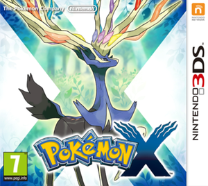 Pokemon X 3ds Cia Free Multilanguage English Citra Android Pc
