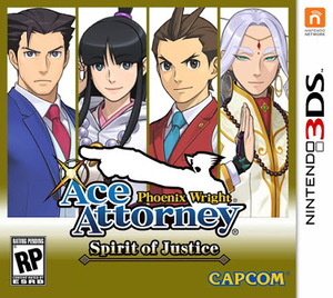 Phoenix Wright: Ace Attorney – Spirit of Justice 3ds Cia Free English Android Citra Pc