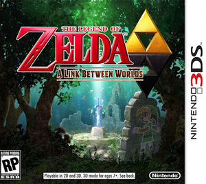 The Legend of Zelda: A Link Between Worlds 3ds Free Multilanguage English Citra Android Pc