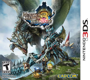 Monster Hunter 3 Ultimate 3ds Cia Free English Multilanguage Android Citra Pc
