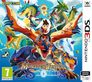 Monster Hunter Stories  3ds Cia Free English Multilaguage Android Citra Pc