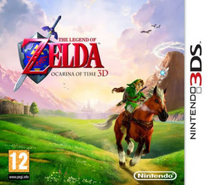 The Legend of Zelda: Ocarina of Time 3ds Cia Free Multilanguage English Citra Android Pc
