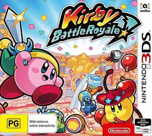 Kirby Battle Royale 3ds Cia Free Multilanguage English Citra Android Pc